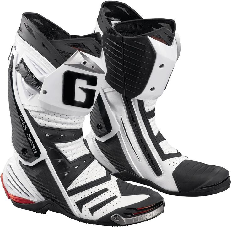 Gaerne GP-1 Perforated Road Race Mens Motorcycle Boots