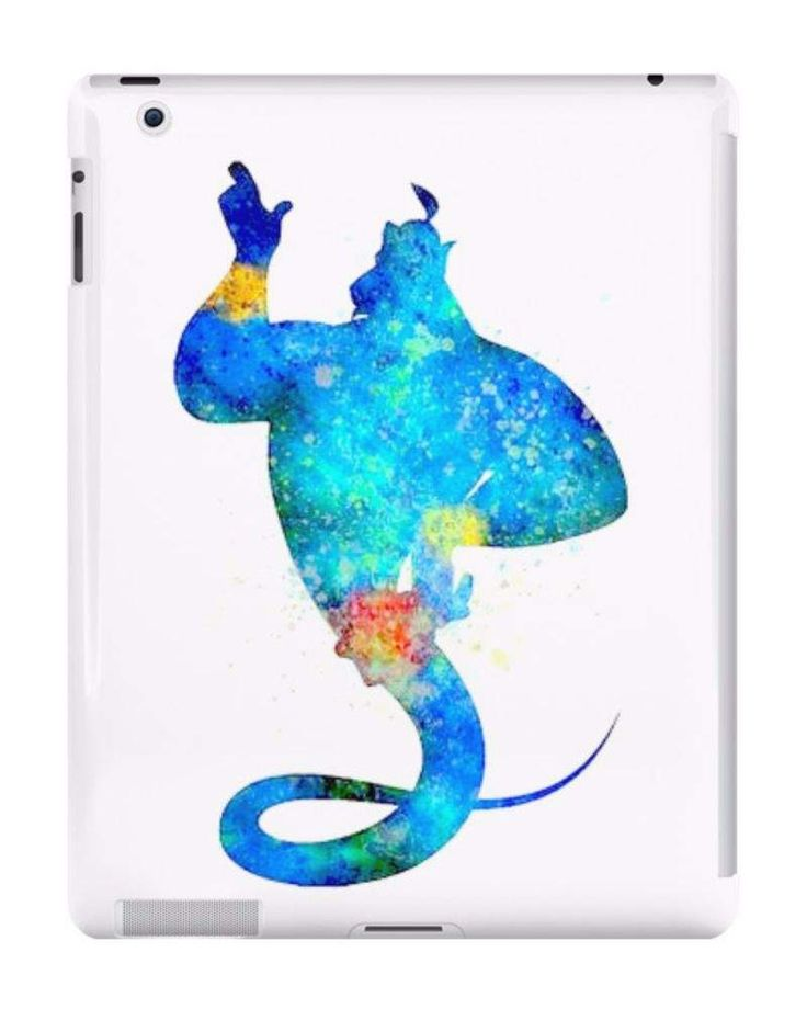 Our Watercolour Aladdin Disney iPad Case is available online now for just £9.99.    Fan of everything Disney? You'll love our watercolour Aladdin iPad case.    Material: Plastic, Production Method: Printed, Weight: 60g, Thickness: 12mm, Colour Sides: White, Compatible With: iPad 2 | iPad 3 | iPad 4 | iPad Air | iPad Mini | iPad Mini 2, Features: Slim fitting one-piece clip-on case that allows full access to all device ports. This iPad case is extremely durable, shatterproof casing with super…