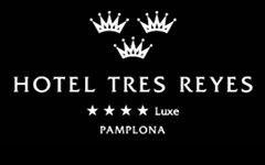 Hotel Tres Reyes, hotel de 4 estrellas en Pamplona (Navarra). Teléfono: +34 948 226 600. Reservas online. Ofertas. Hotel para bodas, congresos y eventos.