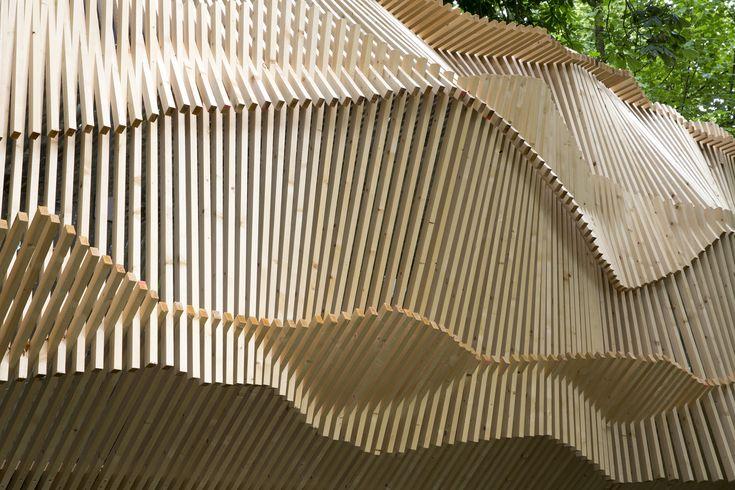 Gallery of Tschumi Pavillion / Academy of Architecture Groningen - 4