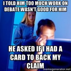 ld debate memes - Google Search