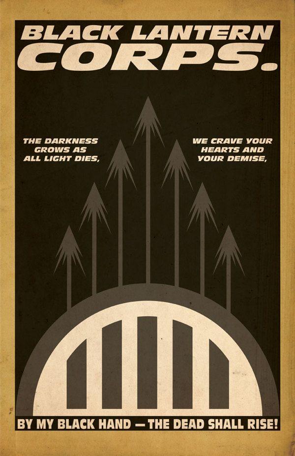 "geeksngamers: "" Lantern Corps. Series By Franklin Napier - Lesage, West Virginia Webpage | Deviant Art | Facebook """