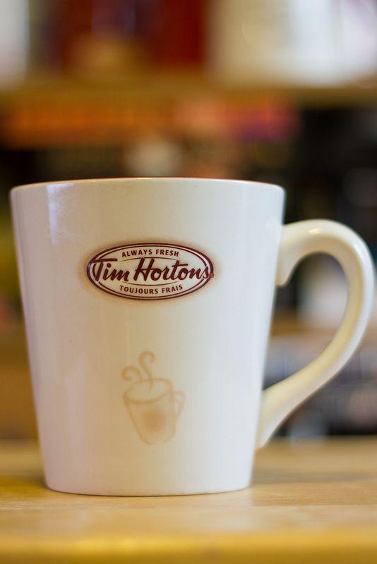 Tim Hortons Mug #007