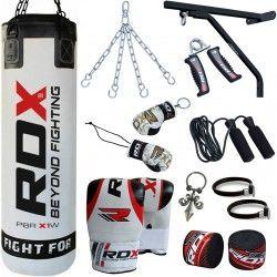 RDX Impacto G-Core Cero Trabajo Pesado Saco De Boxeo