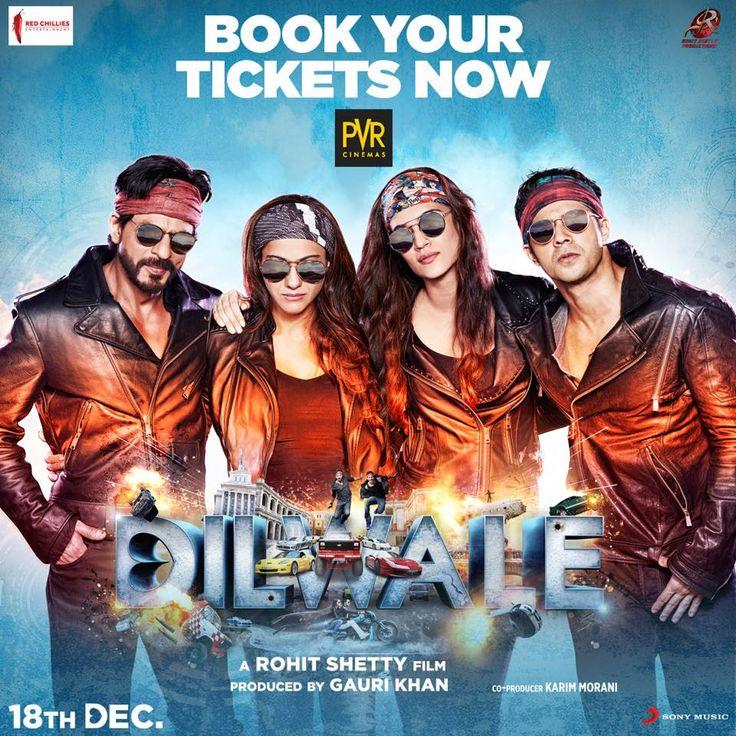 Dilwale Box Office Collections Shahrukh khan Varun Dhawan Kajol #movie #celebrity