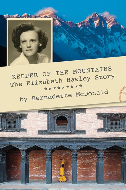 Keeper of the Mountains: The Elizabeth Hawley Story by Bernadette McDonald. Despite that fact that Elizabeth Hawley has never climbed a mountain or visited the hallowed grounds of #Everest base camp, she has become the most important record keeper and inspirational authority figure regarding the expeditions, stories, feats, scandals and disasters in the Nepal Himalaya. Now 90 years of age, she has commanded the respect of such legendary personalities as #Hillary, #Messner, and #Bonington.