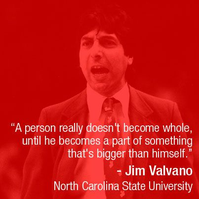 jim valvano quote - Google Search