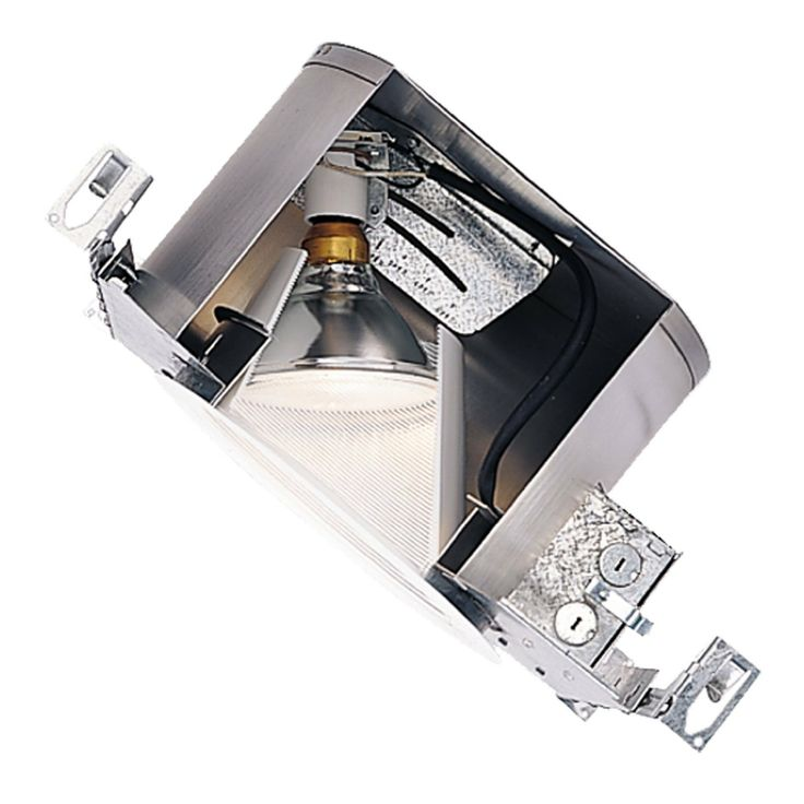 halo recessed h745icat 7inch housing allslope ceiling ic airtite with - Halo Recessed Lighting
