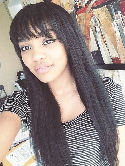 China Anne McClain's Summer Hair And Makeup Style