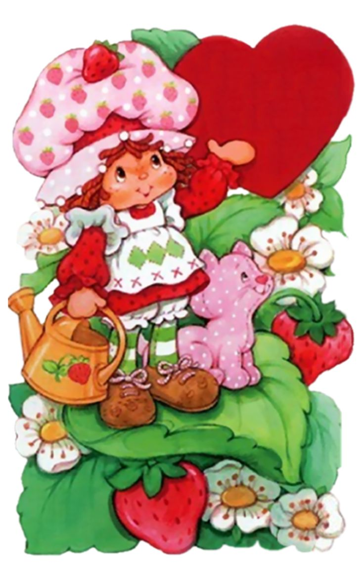 Best 25+ Strawberry shortcake characters ideas on ...
