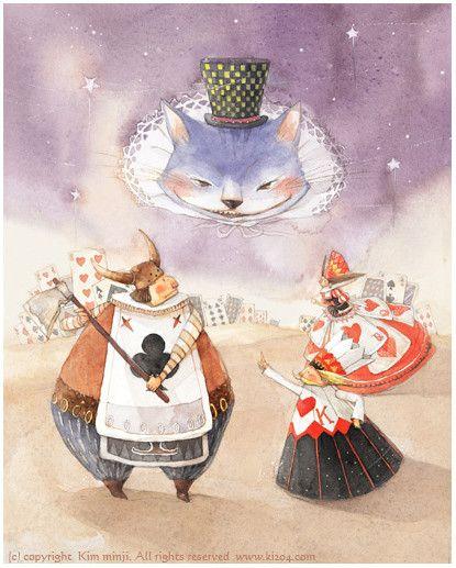 алиса в стране чудес иллюстрации роберта ингпена - Поиск в Google