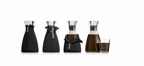 The Eva Solo is a gorgeous and easy way to make amazing coffee. #coffee #coffeebrewing #craftbrew #kitchen