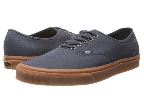 Vans Authentic™ (Gumsole) India Ink - Zappos.com Free Shipping BOTH Ways