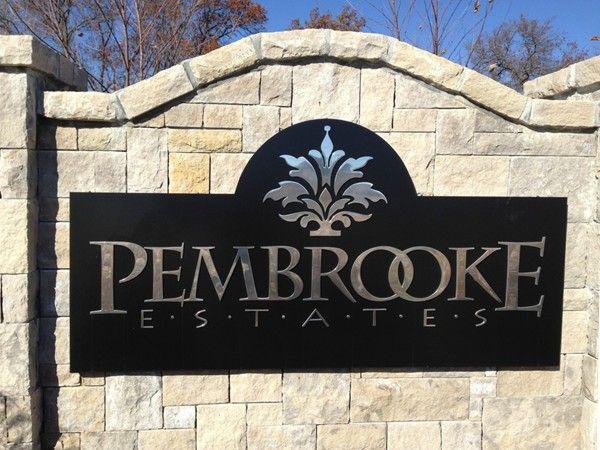 Pembrooke Estates in Kansas City.