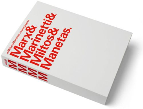 whokillsgraphicdesign:  experimental jetset MM / MMMM  Marx...