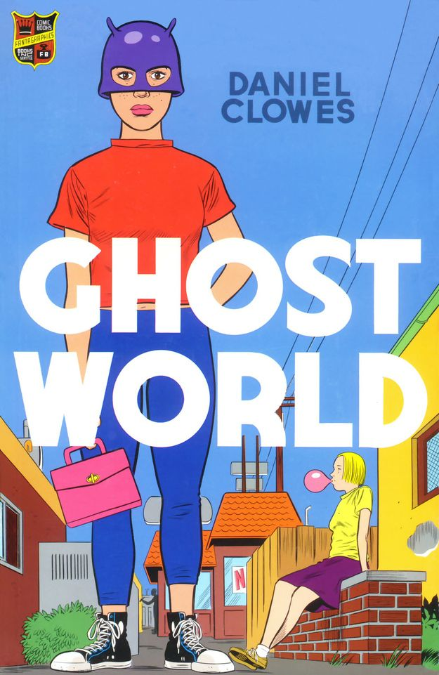Ghost World by Daniel Clowes | Graphic Novels 101: A Beginners Guide