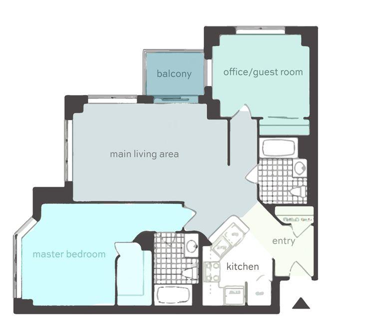 895 Best Interior Design Templates/illustrations Images On