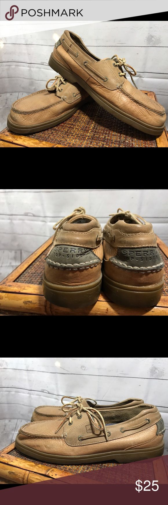 Sperry Topsiders Men's Size 10 Sperry Topsiders in great condition! Sperry Top-Sider Shoes Boat Shoes