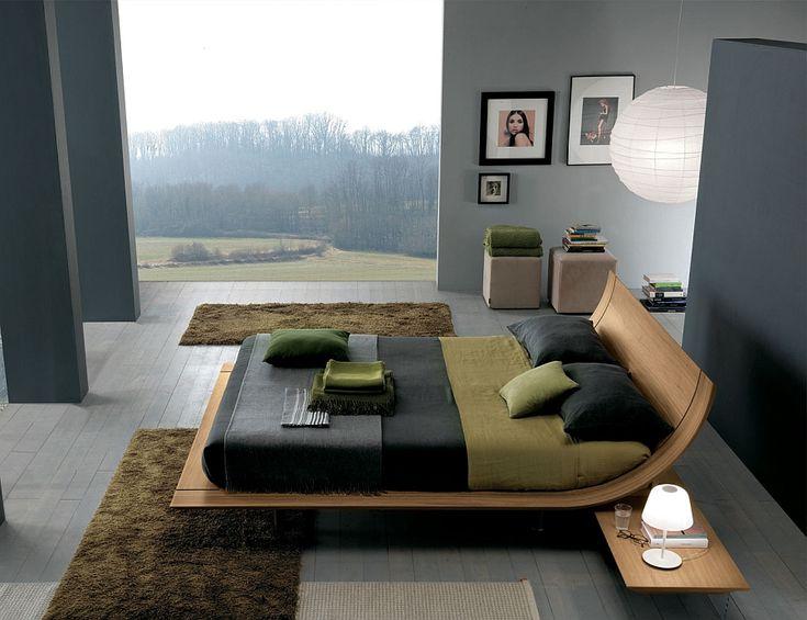 Шикарные современные кровати