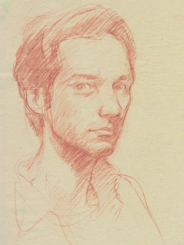 Autoportrait, Pierre Laforest