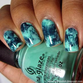 45 Por lo tanto descarado mármol Diseños de uñas Arte para 2