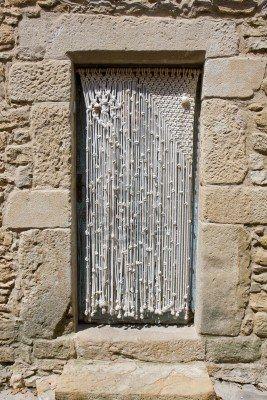 macrame door