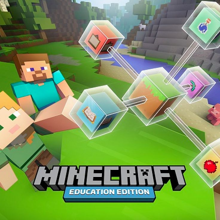 Minecraft Education Edition will offer better maps that teachers and students can use to navigate virtual worlds. - parenting.com