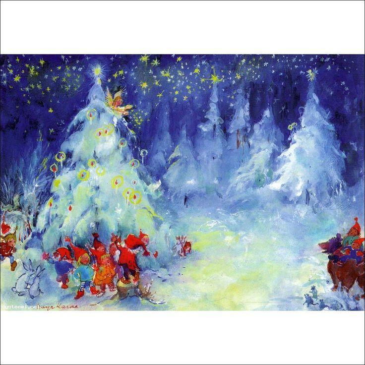 Christmas by Maija Karma