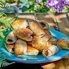 Brabantse worstenbroodjes van Robèrt van Beckhoven - recept - okoko recepten