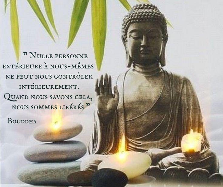 Célèbre Les 25 meilleures idées de la catégorie Citation de bouddha sur  QT95