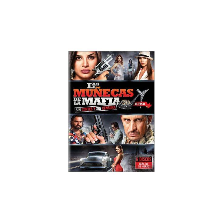 Las munecas de la mafia part 2 (Dvd)