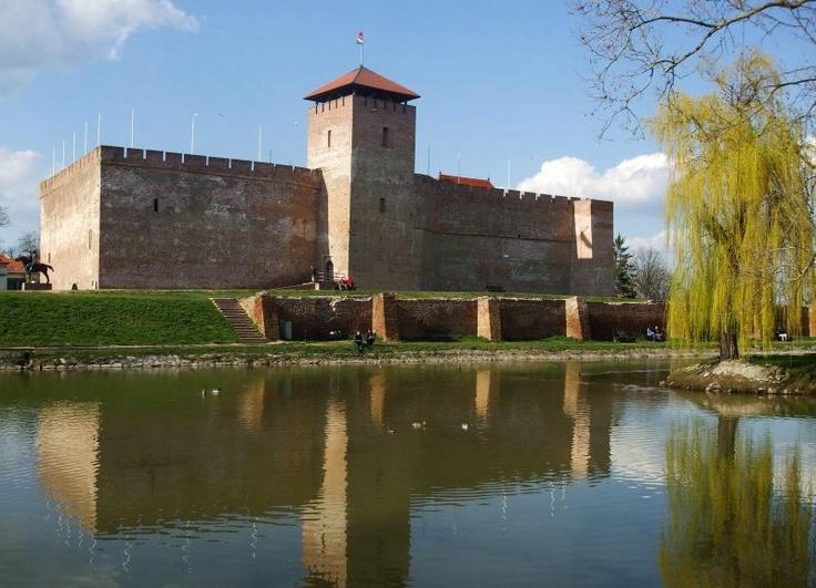 Gyulai vár, Hungary