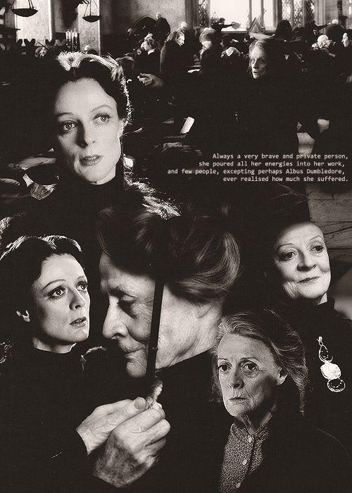 McGonagall.