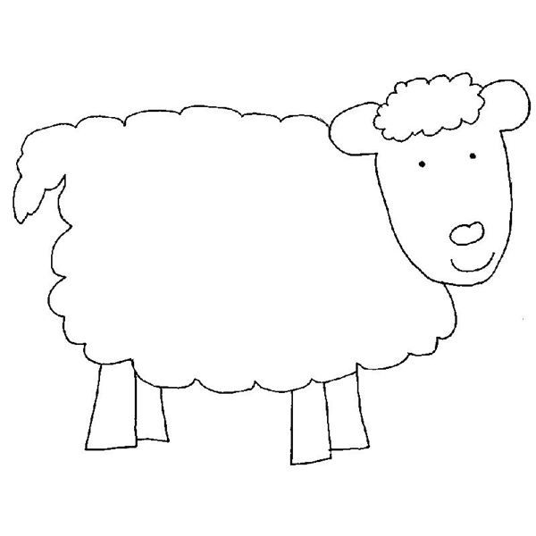 27 best lions lambs images on Pinterest Crafts for kids, Craft - best of coloring pages for year of the sheep