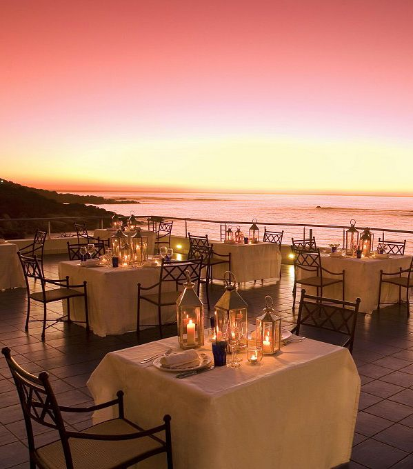 Twelve Apostles Hotel Restaurant, Cape Town, South Africa