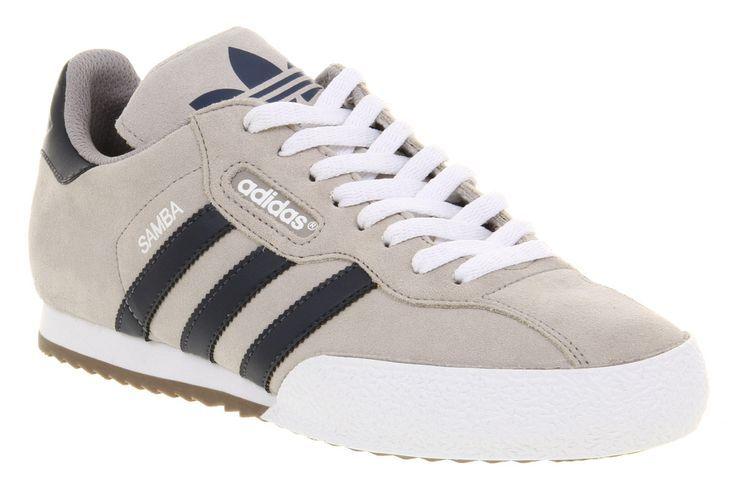 Mens Gray Samba Super Allumnavy Smu Adidas Samba Ideas