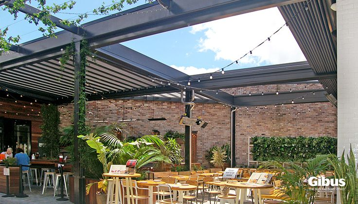 LocationWestfield Miranda – Miranda, Sydney (Shopping Centre)Gibus products installed22 Med 85 Retractable Fabric RoofsProject needsA rooftop dining precinct designed to curve around a 25 metre tall H