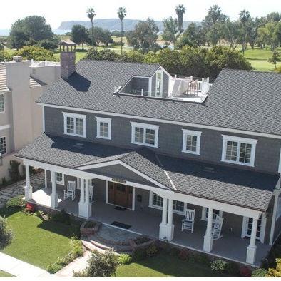 flagg coastal homes irish sea roof deck houses i like