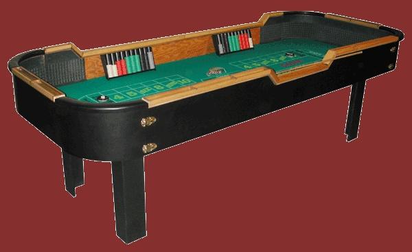 7 Best Craps Tables Images On Pinterest Casino Poker