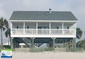 Garden City Beach Rental Beach Home: Sea Pearl | Myrtle Beach Vacation Rentals by Dunes Realty
