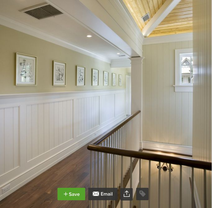 Design For Kitchen With Beadboard And Chairrail: 12 Best Images About Wainscoting On Pinterest