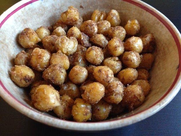 Pan Fried Chickpeas!!! | Food Drink | Pinterest