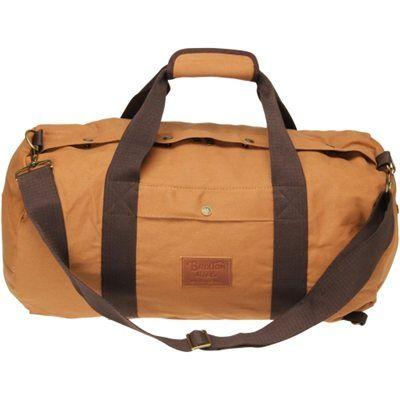 Brixton Bixby Duffle Bag - Brown
