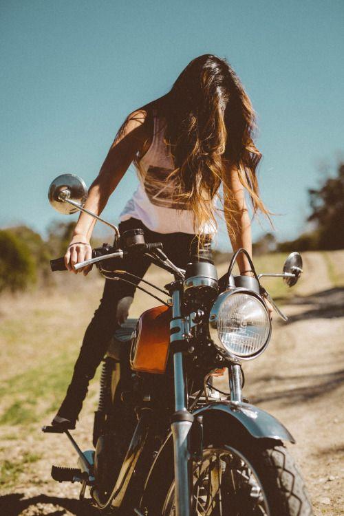Biker girl                                                                                                                                                                                 More