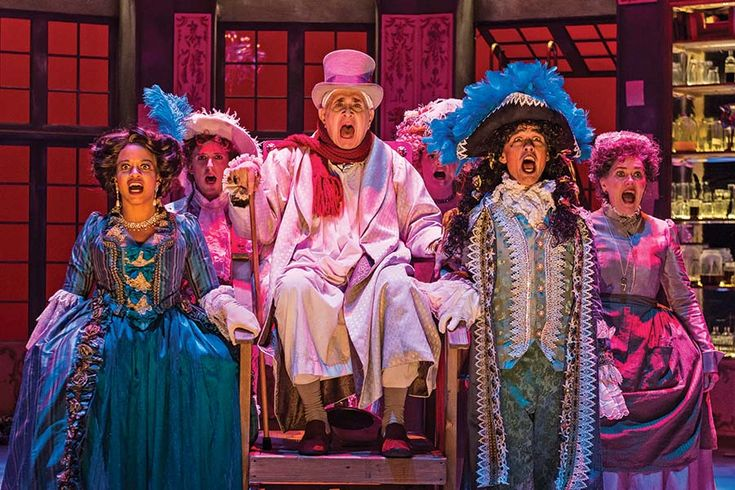 HERE ARE THIS WEEK'S BEST ARTICLES ABOUT THEATRE AND THE PERFORMING ARTS: A Noise Within in Pasadena discuss their production of Molière's The Imaginary Invalid (American Theatre) Millennial Playwrights in the UK pick shows that have stayed with them (Guardian) Although not theatre, I'm excited about George Lucas' museum coming to LA, right next to …
