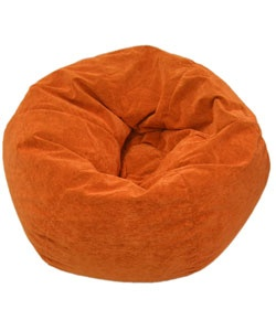 @Overstock - Add a retro look to your living room with this Microfiber Beanbag Jumbo-size model boasts soft suede like microfiber exterior with corduroy exterior Beanbag chair is refillable and adjustablehttp://www.overstock.com/Home-Garden/Sueded-Corduroy-Jumbo-Orange-Bean-Bag-Chair/1133069/product.html?CID=214117 $135.99