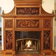 A fire face to host your fire space
