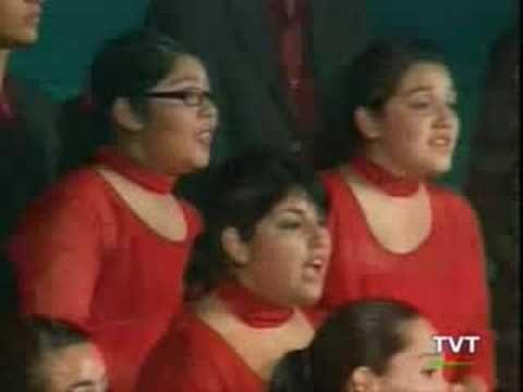 Coro Polifónico LDM - CHILE , LIV Certamen PARTE 2