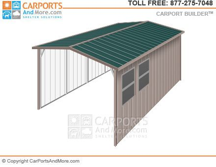 17 best ideas about metal carport kits on pinterest Mobile home garage kits