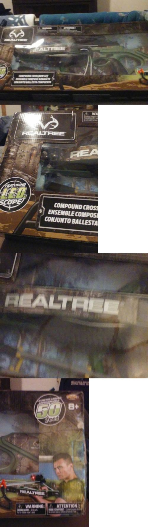 Bowhunting 159037: Realtree #25023 Compound Crossbow Set New Sealed -> BUY IT NOW ONLY: $32.95 on eBay!